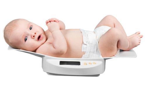 bilancia neonato