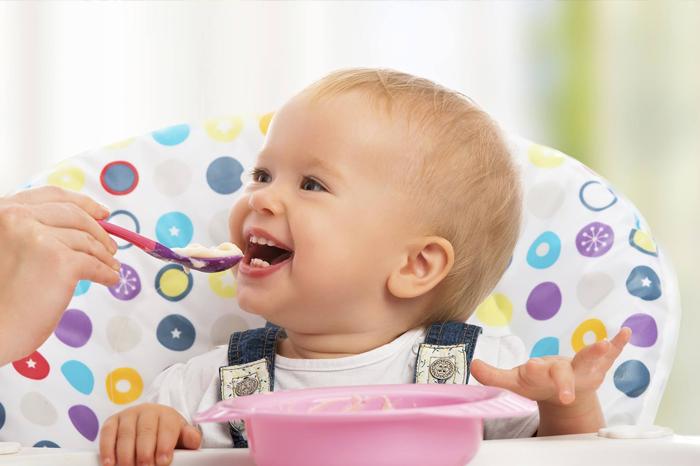 alimenti per l'infanzia rende